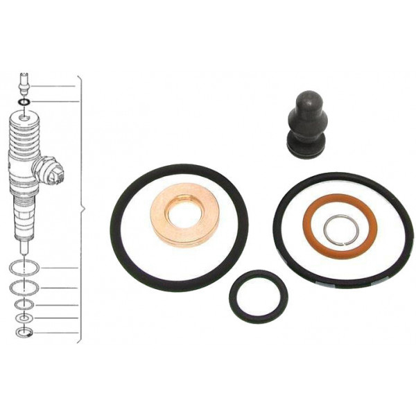 Injector Seal Kits