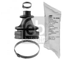 Front Transmission End CV Joint Boot Kit FEBI BILSTEIN 01112-21