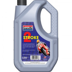 Granville 2 Stroke Mineral 500ml (Motorbike)-20