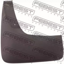 Mounting Kit, mud guard FEBEST 0186-ACA20RLH-20