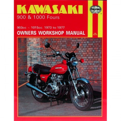 Motorcycle Manual Kawasaki 900 and 1000 Fours (1973-1977)-20