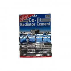 Radiator Cement Sachets Display Card Of 24-20