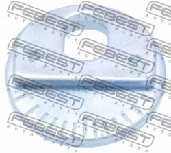 Plate for Suspension Arm Camber Correction Bolt FEBEST 0431-002-20