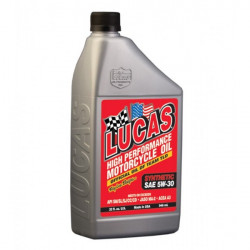 SAE 5W30 Fully Synthetic Motorcycle Oil 946ml-20