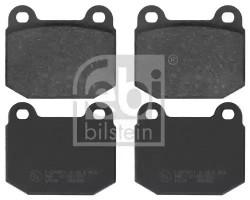 Front Brake Pad Set FEBI BILSTEIN 116159-20