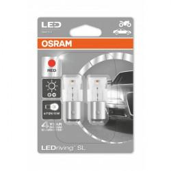 LED Standard Bulb (380R) Red 12V BAY15d LEDriving-20