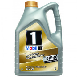 Mobil 1 FS 0W40 5 Litre (Petrol and Diesel)-20