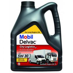 Mobil Delvac City Logistics F 5W-30 (Light Commercial Vehicles) 4 Litre (Petrol and Diesel)-20
