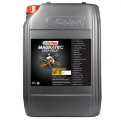 Castrol Magnatec Stop-Start 5W30 C3 20 litre (Petrol and Diesel)-20