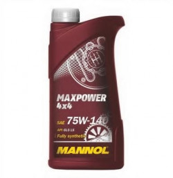 Transmission Oil SCT Germany Maxpower 4x4 75W-140-21