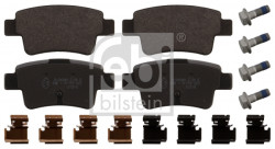 Rear Brake Pad Set FEBI BILSTEIN 16880-21