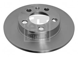Rear Pair of 2x Brake Discs FEBI BILSTEIN 18488-21