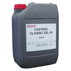 Castrol Classic Engine Oil XXL40 20 Litre (For pre-1950 cars and pre-1970 motorcycles)-20