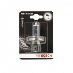 Headlamp Halogen H4 12V 60/55W P43t Xenon Silver-20