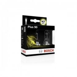 Headlamp Halogen H7 12V 55W PX26d Plus 90-20