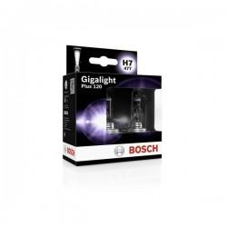 Headlamp Halogen 12V 55W H7 Px26d Gigalight Plus 120-20