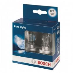 Headlamp Halogen H7 12V 55W PX26d Pure Light-20