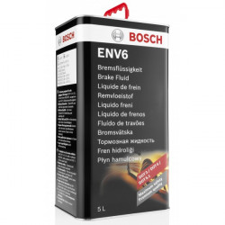 ENV6 Synthetic Brake Fluid 5 Litre BOSCH-20