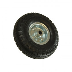 Jockey Wheel Spare Wheel Pneumatic Tyre For MP4375-20