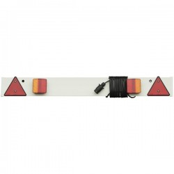 Trailer Lighting Board LED 5m Cable 4/1.22m-20