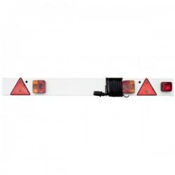 Trailer Lighting Board inc Fog 10m Cable 4/1.22m-20