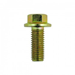 Flanged Set Screw M8 x 25mm Pack of 100-20