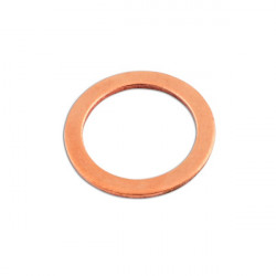 Copper Washers Sealing M18 x 24.0mm x 1.5mm Pack Of 100-20