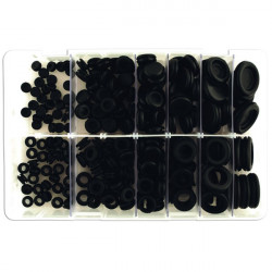 Grommets Wiring and Blanking Assorted Box Qty 240-20