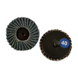 Quick Lock Flap Discs P60 50mm Pack Of 5-20