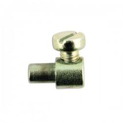 Solderless Nipples Side Screw 7.0mm Pack Of 20-20