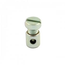 Solderless Nipples Top Screw 8.0mm Pack Of 20-20