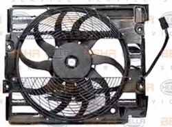A/C condenser Fan HELLA 8EW 351 040-111-21