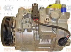 Air Con Compressor HELLA 8FK 351 340-891-21
