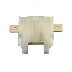 Fuse Holder Standard Blade Type White Pack Of 10-20