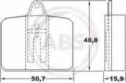 Flush Sheet Plugs Nissan Pack Of 50-20