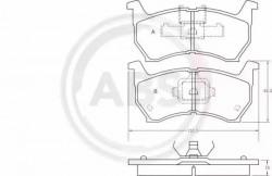 Panel Clips White Toyota/Suzuki/Hyundai Pack Of 10-20