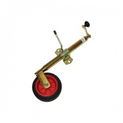 Jockey Wheel Telescopic Clamp 34mm-20