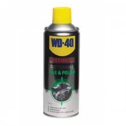 WD-40 Specialist Motorbike Wax and Polish 400ml-20