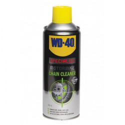 WD-40 Specialist Motorbike Chain Cleaner 400ml-20