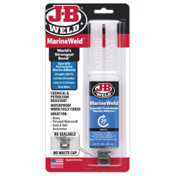 J-B Weld Marine Weld Syringe Pack of 6-20
