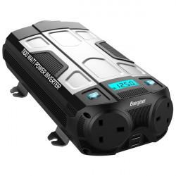Power Inverter 12V to 230V 1100W-20