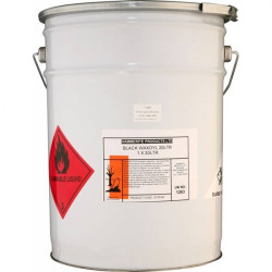 Rust Treatment Pail Black 20 Litre-20