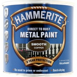Direct To Rust Metal Paint Smooth Copper 250ml-20