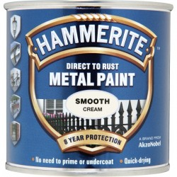 Direct To Rust Metal Paint Smooth Cream 250ml-20