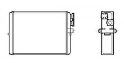 Heat Exchanger NRF 53559-20