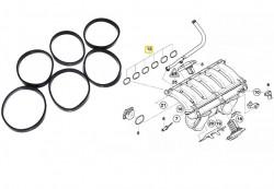 Intake Manifold Gasket Set ELRING 537.890-21