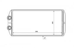 Heat Exchanger NRF 54210-20
