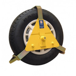 Adjustable Wheel Clamp 10 to 14in.-20