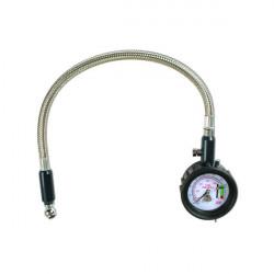 Tyre Pressure/Tread Depth Gauge Flexi Hose-20