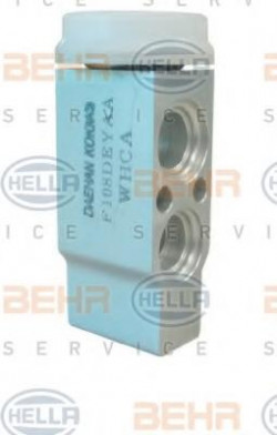 Expansion Valve, air conditioning HELLA 8UW 351 239-521-21